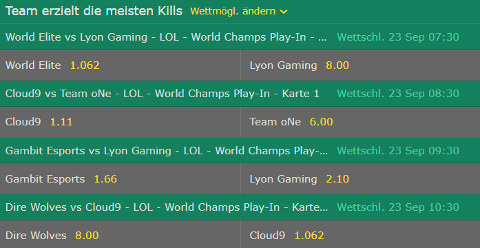 play in phase team erzielt die meisten kills lol wm 2017 bet365