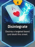 pokerstars power up disintegrate
