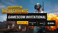 PUBG Invitational Gamescom 2017 Logo