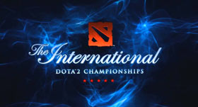 The International 2017 - Logo
